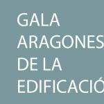 Convocatoria RdP GALA ARAGONESA DE LA EDIFICACIÓN 13/11/2018