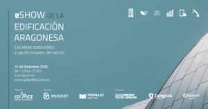 """eShow """"Los nuevos retos de edificación aragonesa. Una oportunidad"""""""