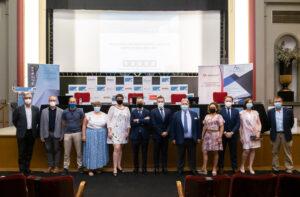 NdP: Rueda de prensa para presentar la II Gala de la Aragonesa de la Edificación  y los Premios a la Edificación Aragonesa 2021